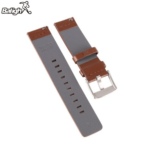 Newest Fashion 2018 Classical Leather Band Strap For Motorola Moto 360 2nd Gen Smart Watch Women Man Watches Band Multan