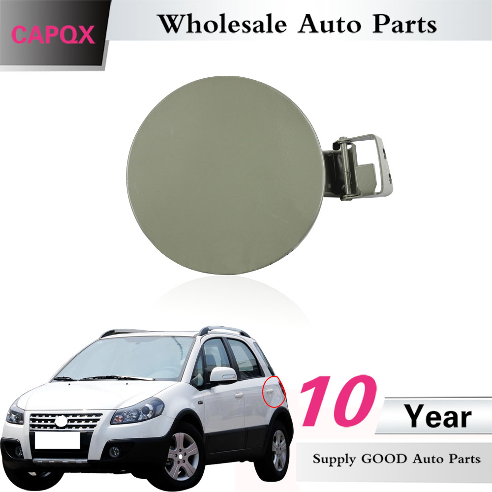CAPQX For Suzuki SX4 Alto Swift Car Fuel Tank Door Outer Auto Oil Fuel Tank  Cover Oil Gas Fuel Filter Cap Tank Cover-in Tank Covers from Automobiles ...