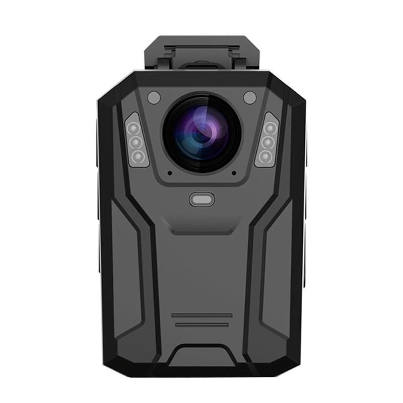 Портативный носимых тела Камера 2in Wi-Fi 1296 P HD инфракрасный Ночное видение 32 ГБ видео Регистраторы мини полицейская камера безопасности