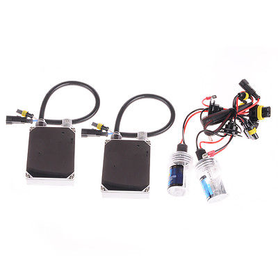 ФОТО For 35W 12V HID XENON CONVERSION KIT 2 Ballasts + 2 Bulbs H7 6000K Wholesale & Retail [CP136]