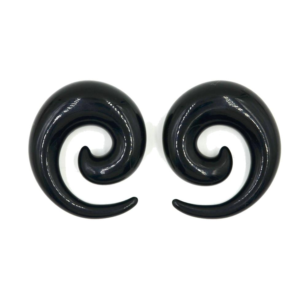 Acrylic Spiral Piercing Earrings Pinchers & Spirals 6f6cb72d544962fa333e2e: 10 g|10 mm|12 mm|14 g|14 mm|15 g|16 g|16 mm|18 mm|2 mm|20 mm|22 mm|24 mm|3 mm|4 mm|5 mm|6 mm|8 mm