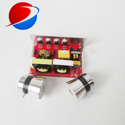 100W/40KHz Ultrasonic PCB generator+Transducer 220V for Cleaning Machine CE and FCC Washing or Dishwasher