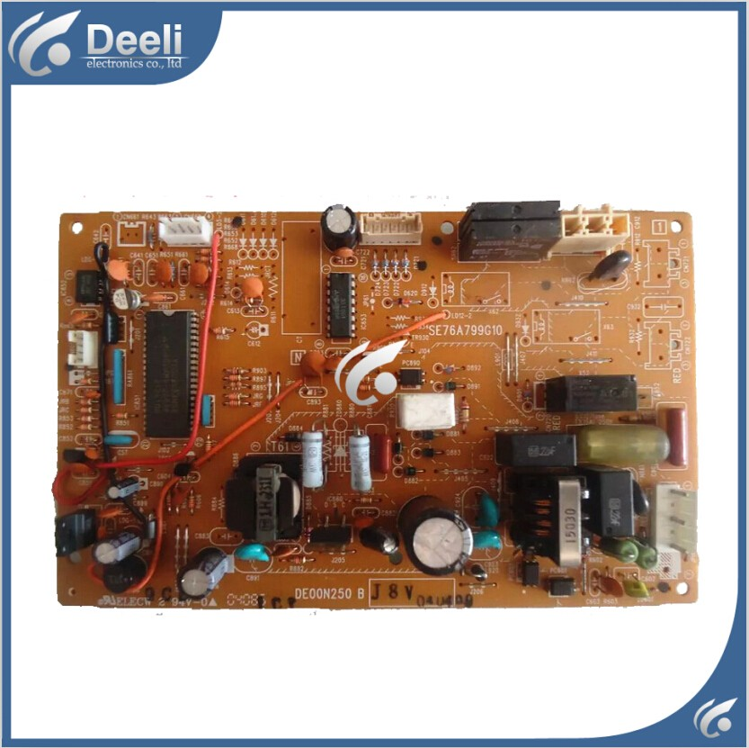 95% new air conditioning Computer board control board DE00N250B SE76A799G10 SE76A799G13 DE00N250 B 40188 automotive computer board