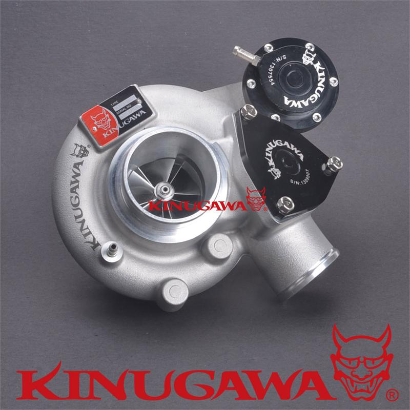 Kinugawa Billet Turbo Cartridge CHRA Kit TD05-18G w/ Actuator for Mitsubishi 4G54 4G63T Starion
