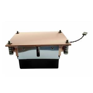 Image 3 - ALSEYE enfriador de CPU TDP 115W 2U, Base de cobre puro con cojinete de bolas, ventilador de refrigeración, 12V, 4 pines