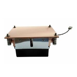 Image 3 - Alseye cpu cooler tdp 115 w 2u servidor base de cobre puro com rolamento de esferas ventilador de refrigeração 12 v 4pin