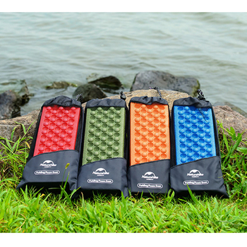 NatureHike Outdoor Folding Mat Ultralight EVA Foam Cushion Moistureproof Mattress Comfortable Sitting Pads For Long Rides