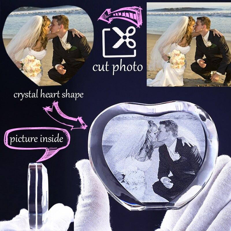 Անհատականացված սրտի ձևի լազերներով - Տնային դեկոր - Լուսանկար 5