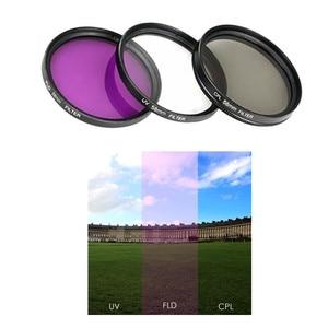 Image 3 - Filtro UV CPL ND FLD Laureato Close Up Star & Lens Hood Cappuccio Della Penna per Nikon CoolPix B700 P610 P600 p530 P520 P510 Fotocamera Digitale