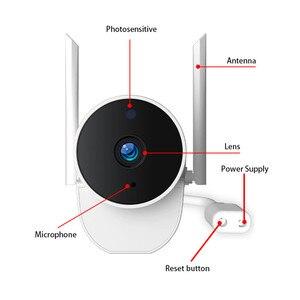 Image 5 - Nieuwe Youpin Xiaovv 1080P Outdoor Panoramisch Bewakingscamera Draadloze Wifi High Definition Nachtzicht