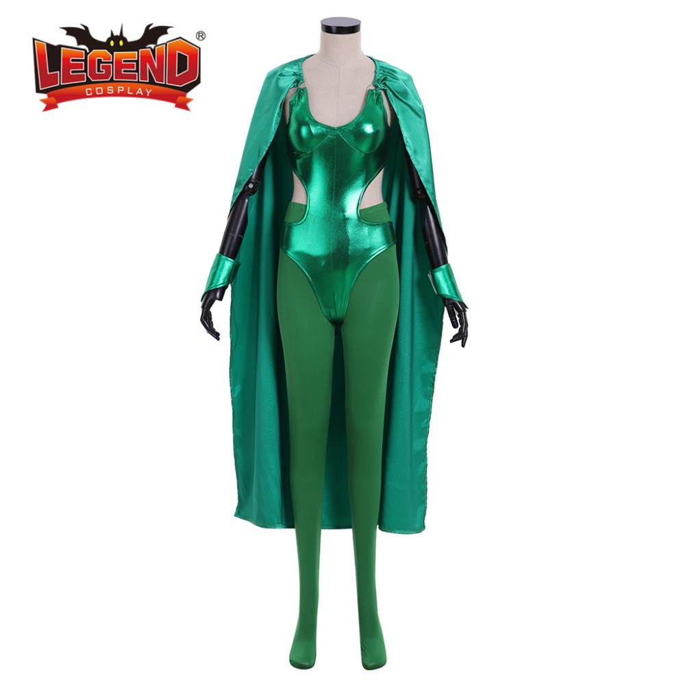Polaris Lorna Dane Cosplay Kostüm nach maß