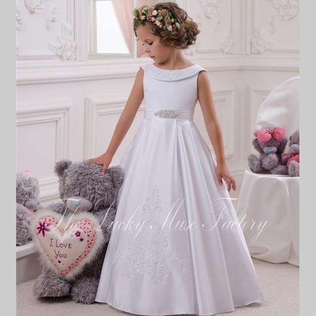 Pictures of graduation dresses for kids