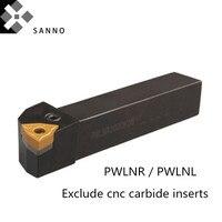 الخارجية تحول أدوات حامل PWLNR/PWLNL1616H06/2020K06/2525M08/3232P08 مخرطة تعمل باستخدام الكمبيوتر أداة شريط حامل أدوات القطع|حامل الأدوات|أدوات -