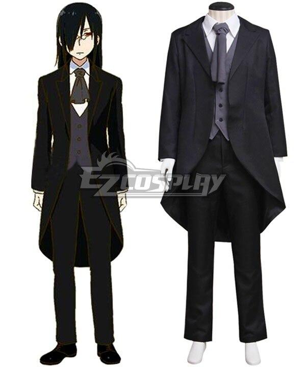 Costume Cosplay E001 de Miss Kobayashi, femme de chambre Dragon Fafnir Takeshi Ooyama