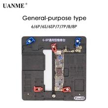 UANME Multi-type Maintenance Fixture Jig PCB Board Holder chip degumming IC Maintenance Repair Mold Tool Platform недорого