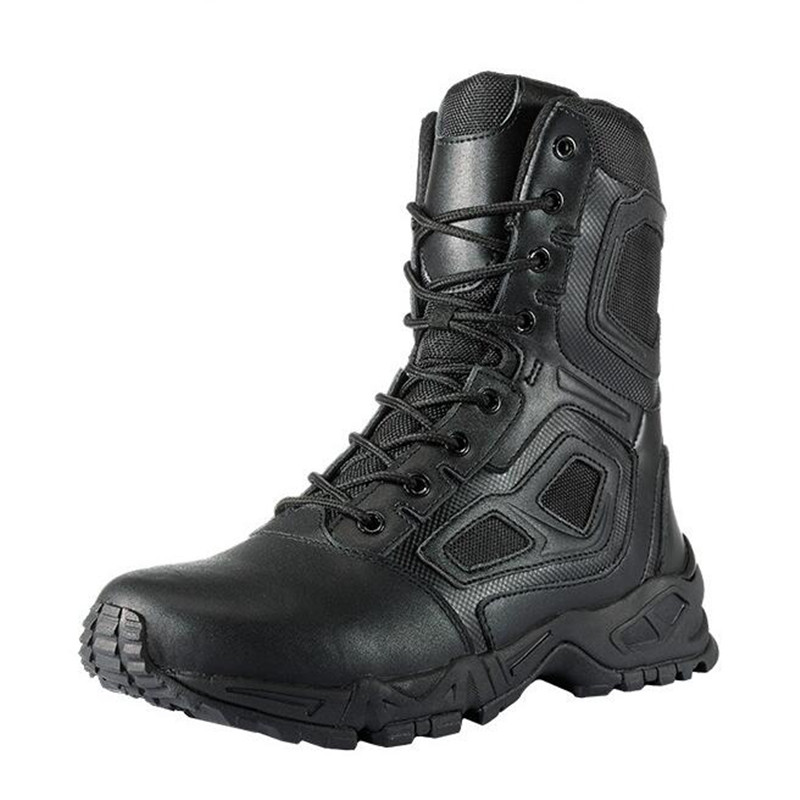 New Summer Breathable Lightweight Combat Boots Desert ...