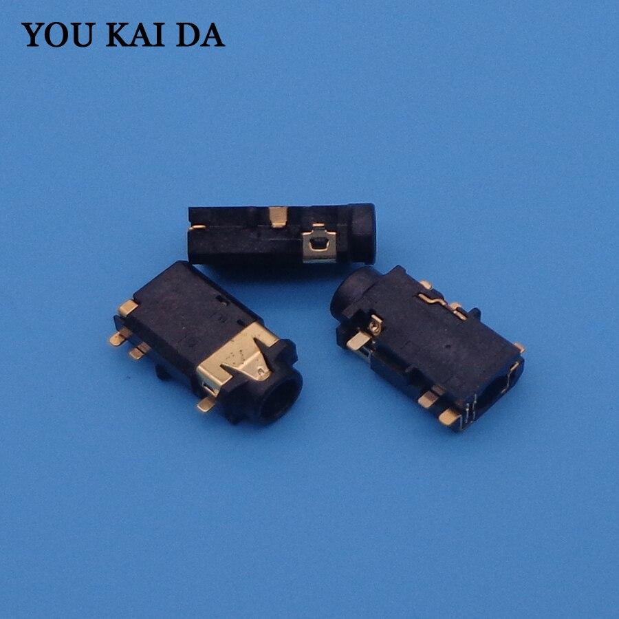 Audio Jack Headphone Microphone Socket for Samsung R480 R528 R530 R540 R580