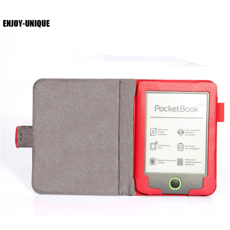 Case with button For Pocketbook mini 515 pocketbook 515 Reader
