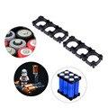 20 pcs 3x18650 Bateria Titular Suporte Cilíndrico Spacer Irradiando EV Bicicleta Brinquedo Carro Elétrico DIY