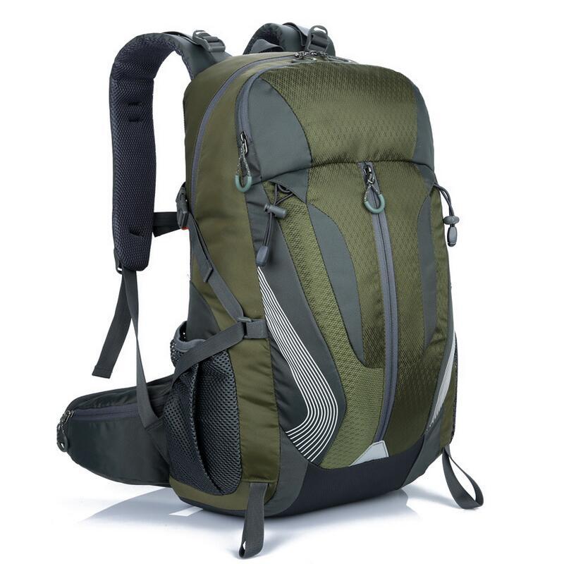 Prix pour Grande Capacité Sports de Plein Air Sac Chasse Randonnée Sacs À Dos Alpinisme Camping Voyage Sac À Dos Étanche sacs à Vélo sac à dos