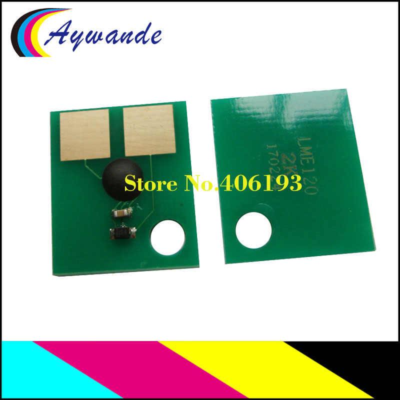 Сброса тонера чип для Lexmark E230 E240 E232 E330 E332 E340 для Dell 1700 1710 для IBM 1412 1512 картридж чип 12A8400
