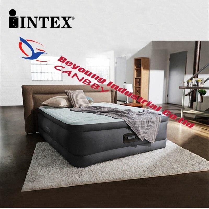 Online-Shop Intex Deluxe Kissen Rest Angehoben Luftmatratze ...