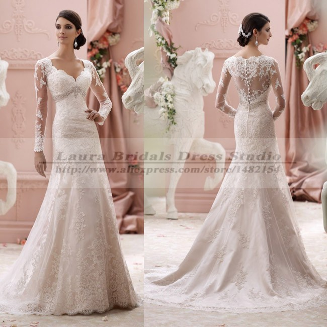 civil wedding dresses civil mermaid wedding dresses sleeve 2970