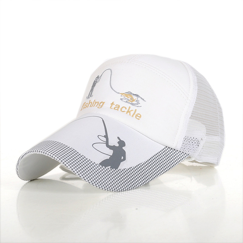 Image 3 - 2018 Brand New Simms outdoor sport Men fishing cap letter fishing caps baseball cap bucket hat sunshade hat free size-in Fishing Caps from Sports & Entertainment