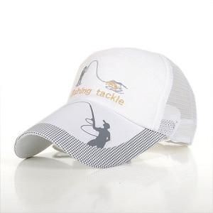 Image 3 - 2018 Brand New Simms outdoor sport Men fishing cap letter fishing caps baseball cap bucket hat sunshade hat free size