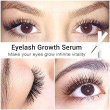 Powerful Makeup Eyelash Growth Treatments Liquid Serum Enhancer Eye Lash Longer Thicker Better than Eyelash Extension