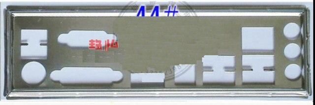 Новый I/O shield заднюю панель материнская плата для Gigabyte F2A88XM-D3H GA-F2A88XM-D3H просто щит навершие Бесплатная доставка