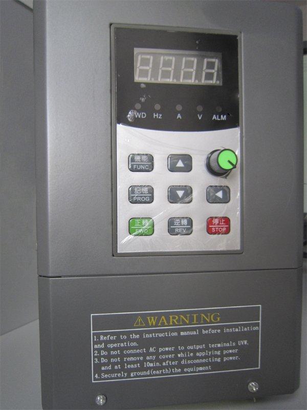 Frequency inverter frequency converter 1hp 320v for Vfd for 1hp motor