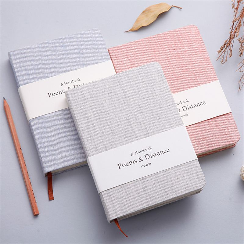 Blank / Horizontal Line Sketchbook Drawing Diary School Notebook Paper Sketch Book Creative Trends Office School Supplies Gift