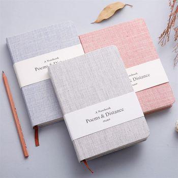 цена Blank / Horizontal Line Sketchbook Drawing Diary School Notebook Paper Sketch Book Creative Trends Office School Supplies Gift онлайн в 2017 году
