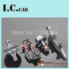 FID A key to reverse gear system for 1/5 hpi losi 5ive-T 4WD Monster Truck