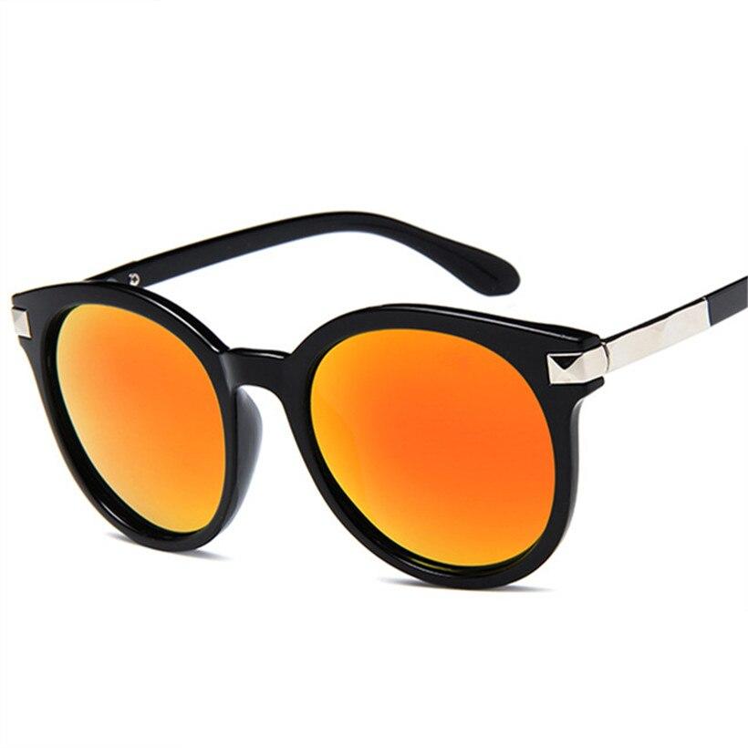 0e3b8b914 NYWOOH Rodada Do Vintage óculos de Sol Homens Mulheres Marca Designer Retro óculos  de Condução Espelho Óculos de Sol Masculino Feminino Eyewear Reflexivo ...