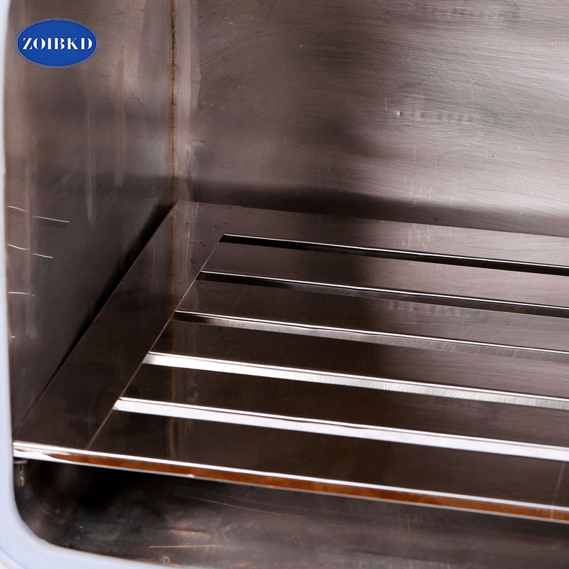 Купить с кэшбэком ZOIBKD Hot Selling DZF 6050 1.9 Cu Ft Stainless Steel Vacuum Drying Oven For Laboratory Extraction