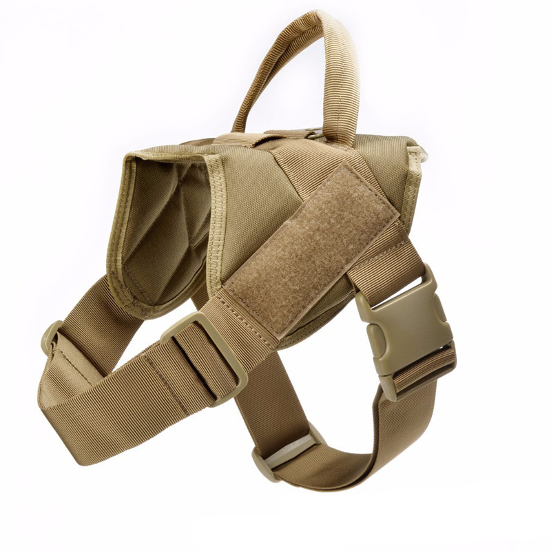 Military Training Dog Vest