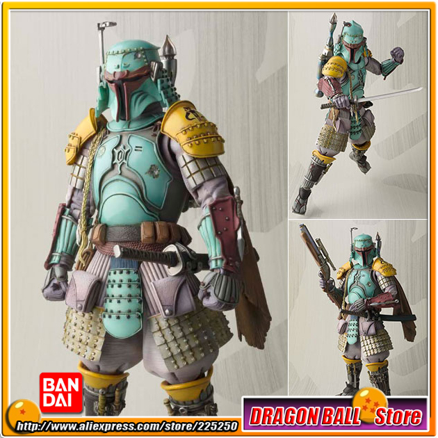 Star Wars Original BANDAI Tamashii Nations Meisho MOVIE REALIZATION Action Figure - Rounin Boba Fett