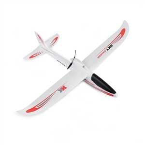 XK A700 Brushless RC Airplane RTF 3CH 2.4 GHz Compatible con FUTABA S-FHSS