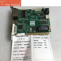 Novastar msd300 synchronous controller sending card max control resolutions 2048x640 pixels