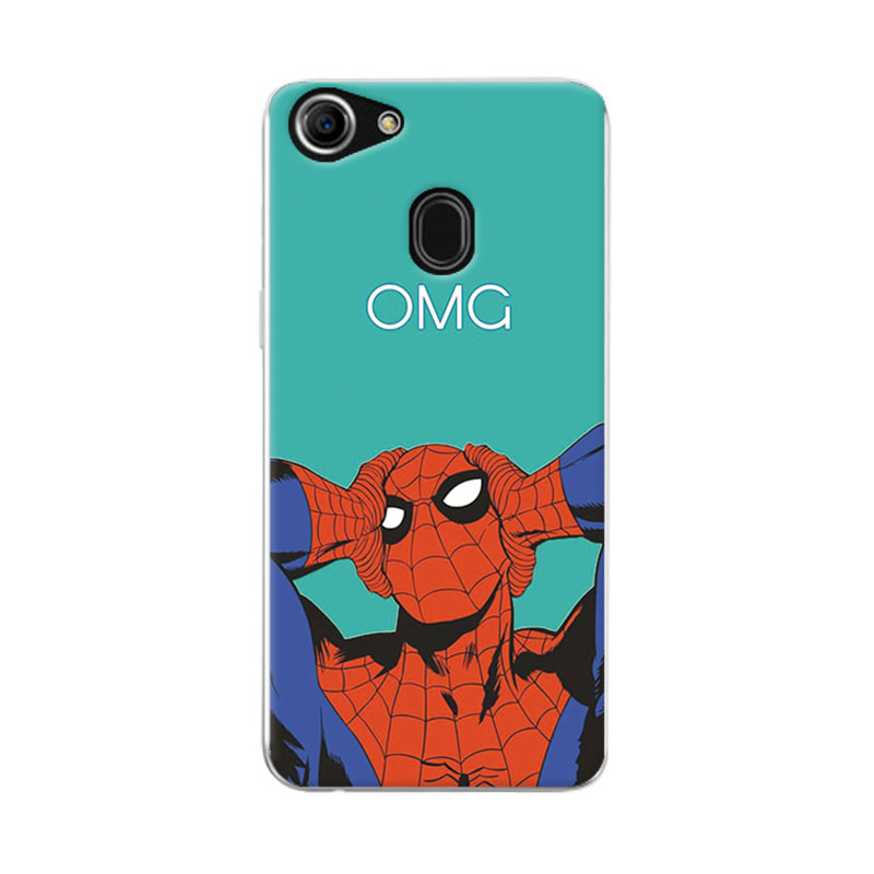 Charming Painted Back Cover Case For OPPO F7 6.23