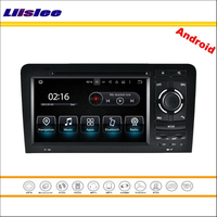 Liislee Car Android Multimedia For Audi A3 S3 A5 / 8P 2003~2013 Stereo Video Radio CD DVD Player GPS Map NAV Navigation System