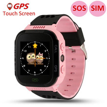 English Smart Watches Kids GPS Watch Camera For Apple Android Phone Watch Smart Baby Smartwatch Children Smart Electronics 45