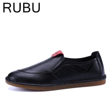 New Men's Fashion Boat Shoes Spring Casual Microfiber Breathable Flat Shoes Men Shoes Breathable Footwear Lazy shoes /03