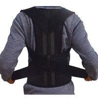Adjustable Back Posture Corrector Brace Posture Support Correction Belt for Men Women Back Shoulder Support Belt Free Shipping