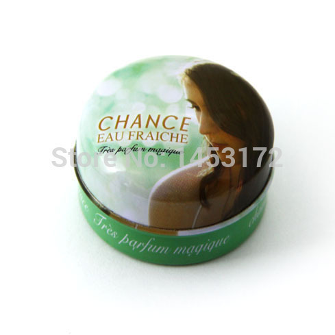 France 100% Original Perfume Solid Perfume And Fragrance Of Brand Originals Green Chance 15G Sexy Lady 2017 New Women