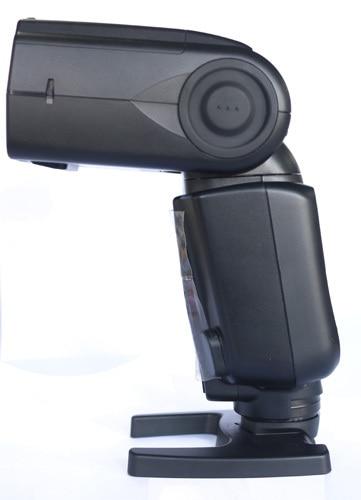 Voking Speedlite flash gun VK580 for Canon 70d 6d 5d2 70d 600d 60d 650d Digital SLR Cameras voking speedlite speedlight camera flash vk900 for nikon digital slr cameras