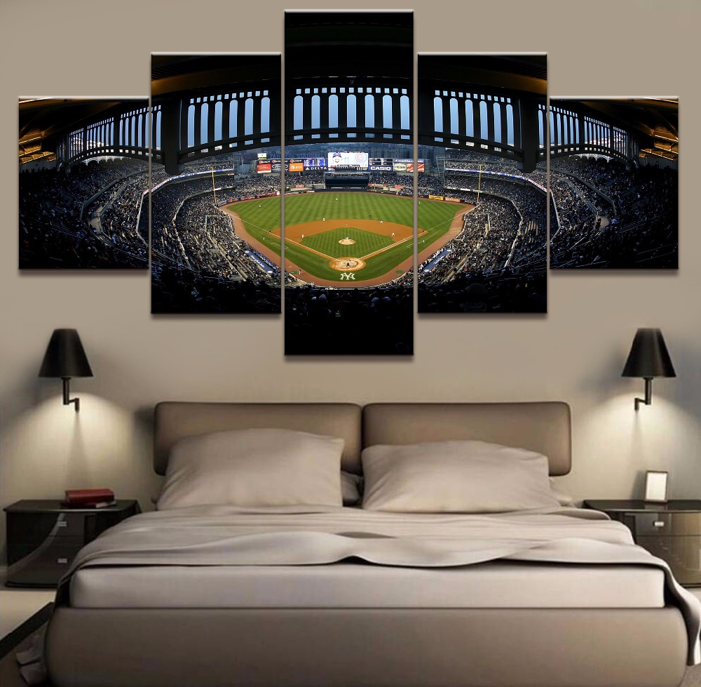 Baseball Wall Decor Online Get Cheap Art Aliexpress