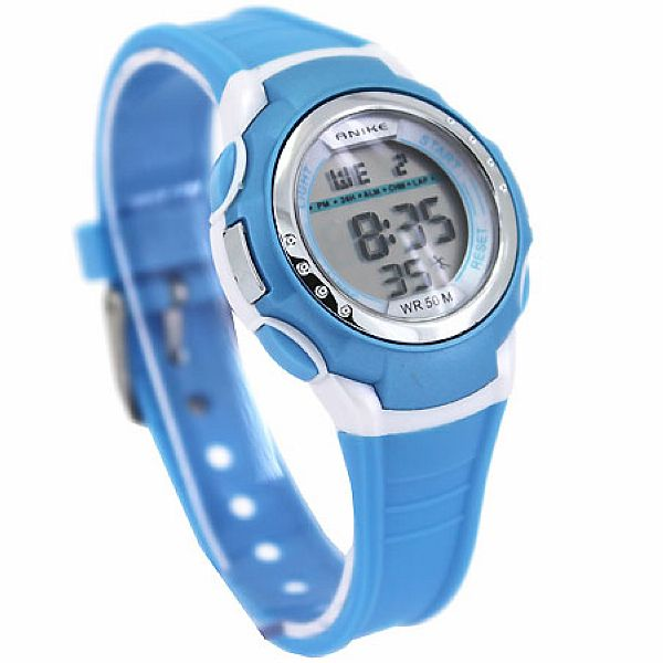 Watches Self-Conscious Alike Brand Girls Boy Kids Watches Student Watches Boy Gift Digital Sport Outdoor Waterproof Swim Watch Child Watches Pure And Mild Flavor